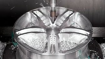 Hypnotic CNC Machining and Milling - Most Satisfying Manufacturing Processes On Another Level
