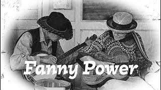 Fanny Power   Bluegill Buddies