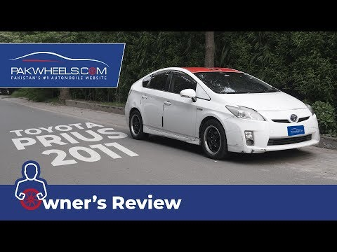Toyota Prius 2011 Owner's Review: Price, Specs & Features | PakWheels