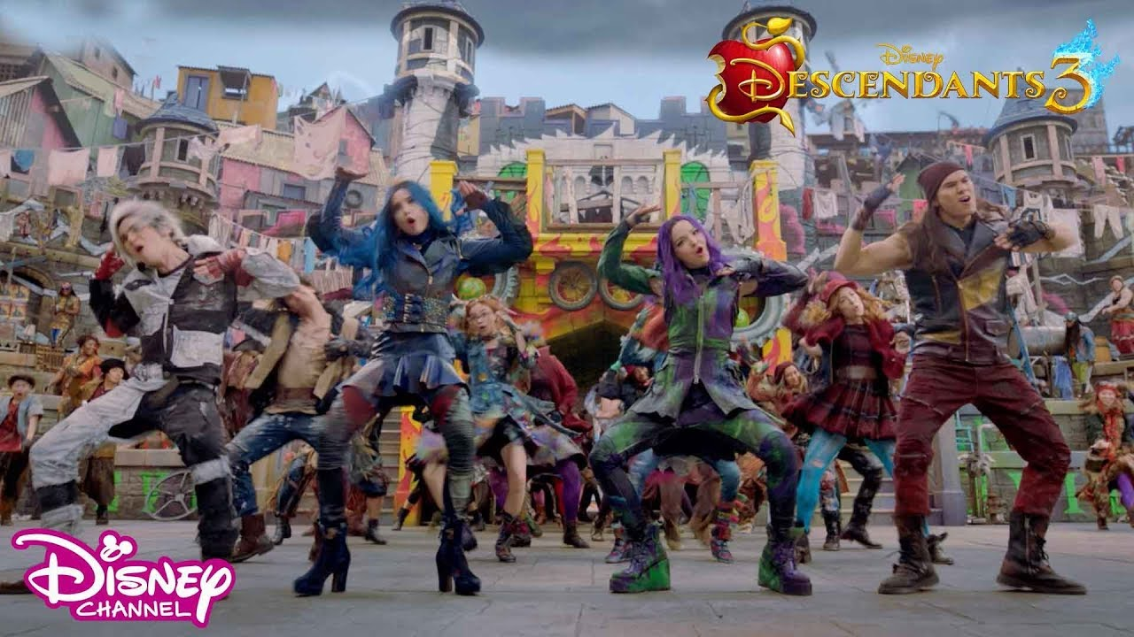 It S Good To Be Bad Descendants 3 Disney Channel