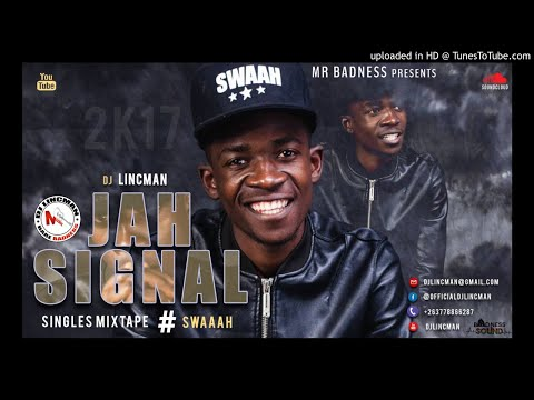 JAH SIGNAL SINGLES MIXTAPE (SEPT 2017) -MIXED BY DJ LINCMAN - OFFICIAL AUDIO