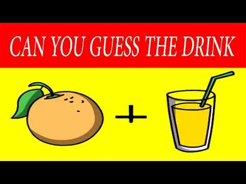 can-you-guess-the-drink-by-the-emoji-emoji-challenge-emoji-riddles!#iqboost-riddles