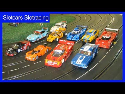 Slotcar selber bauen für Slot Racing in 1/24 & 1/32. Im Eigenbau getunt auf der Carrera Bahn fahren.