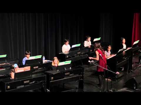 Nitya Patel - Music Concert - 2014 (Ontario Conservatory of Music)