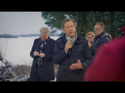 The New Volvo V60: Live Reveal Highlights