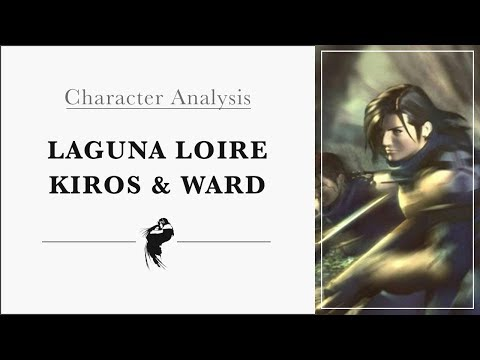 Final Fantasy 8 Character Analysis: Laguna Kiros Ward