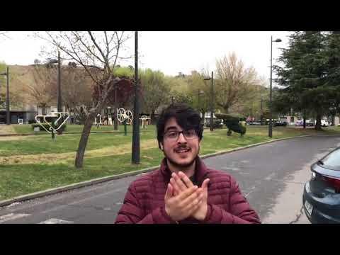 Visita de Iván Olmos á comarca de Monterrei