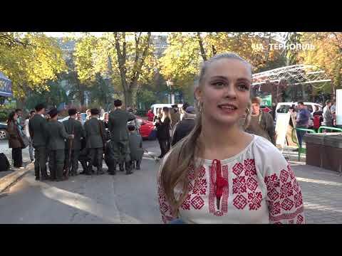 UA: Тернопіль: Три реконструкції боїв показали в Тернополі члени Клубу «Патріот»