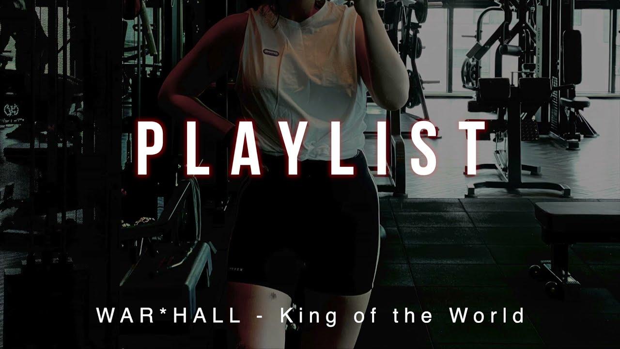 [헬스장 용암맛 쇠힙] 쇠질전쟁 3대500쌉가능 플레이리스트 운동할때듣는음악 workout gym music