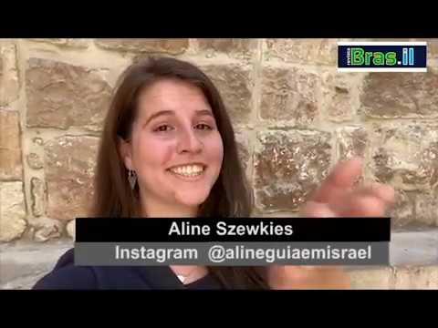 Aline - Cidade Velha de Jerusalém