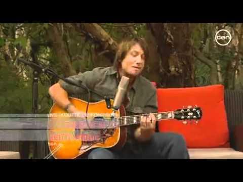 Keith Urban - I Told You So (live - Akustic)