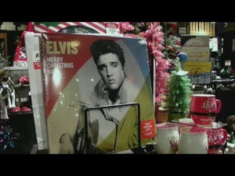 Elvis Presley Lives 2018 - Merry Christmas Baby Mp3