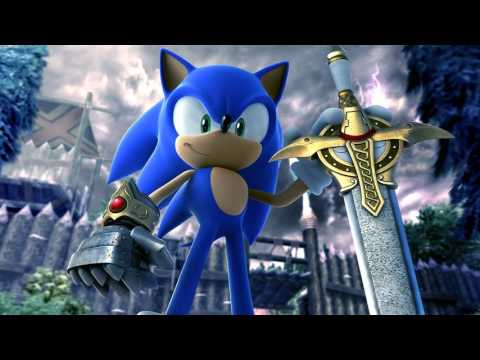 Knight of the Wind - Sonic and the Black Knight Music Extended