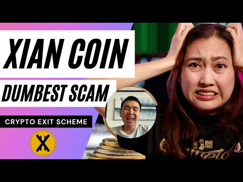Reaction to XIAN COIN | ITS A SCAM