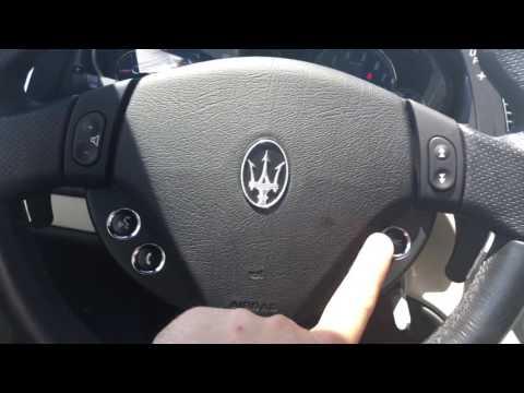 2014 Maserati Gran Turismo Sport Coupe 'Geneva Auto Show Car'