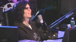 Howard Stern Show Scott Agrees To Anal For $250K