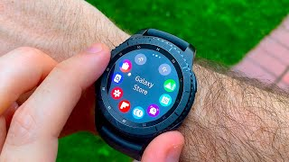 Samsung Gear S3 Frontier: Why Not Galaxy Watch?