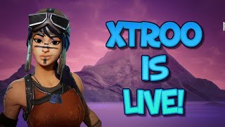 Fortnite India Live -- -- USE CODE 'XTROO'IN THE ITEM SHOP- Road to 2k Subs