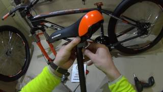 Stark Hunter обзор и сборка велосипеда