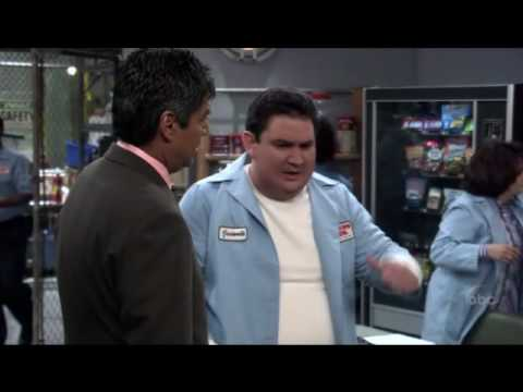 Funny Parts From 2 George Lopez Episodes