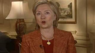 Hillary Clinton On The Open Skies Treaty