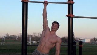 Как научиться подтягиваться на одной руке(Видео урок о подтягиваниях на одной руке. Как научиться подтягиваться на одной руке? Даю вам простую тренир..., 2013-01-23T02:15:00.000Z)