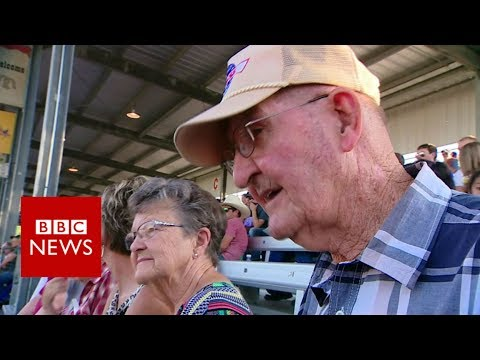 Bothered about Russia? Not Trump voters - BBC News