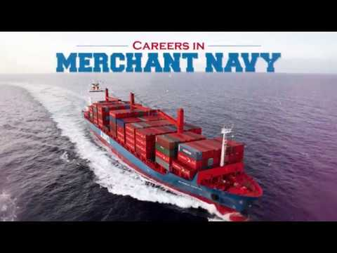 Possible Careers on a Ship in Merchant Navy