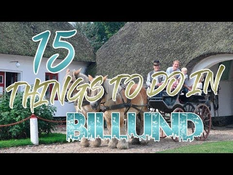 Top 15 Things To Do In Billund, Denmark
