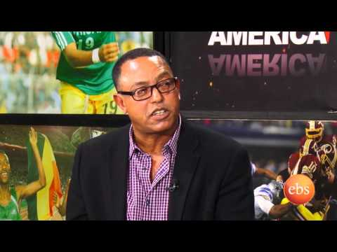 Interview with Zelalem Teshome - part 0 2 - Sport america | TV Show