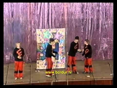 КиВиН 2005. 1 тур. 341 Невинномысск «Братаны»