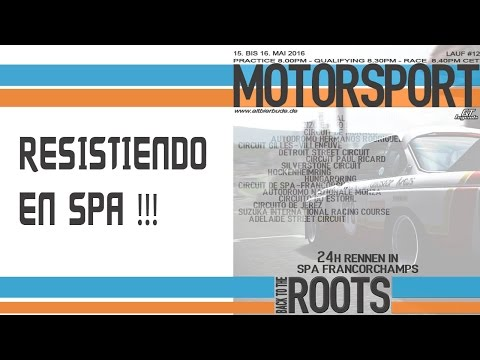 GT Legends - Multiplayer Gameplay - Carrera SPA FRANCORCHAMPS - COMUNIDAD ALTBIERBUDE