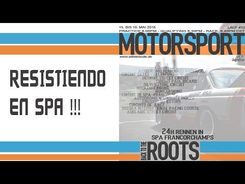 GT Legends - Multiplayer Gameplay - Carrera SPA FRANCORCHAMPS - COMUNIDAD ALTBIERBUDE