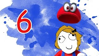 Let#39s Play Super Mario Odyssey BLIND Ep 6 ft. Roommate Lisa