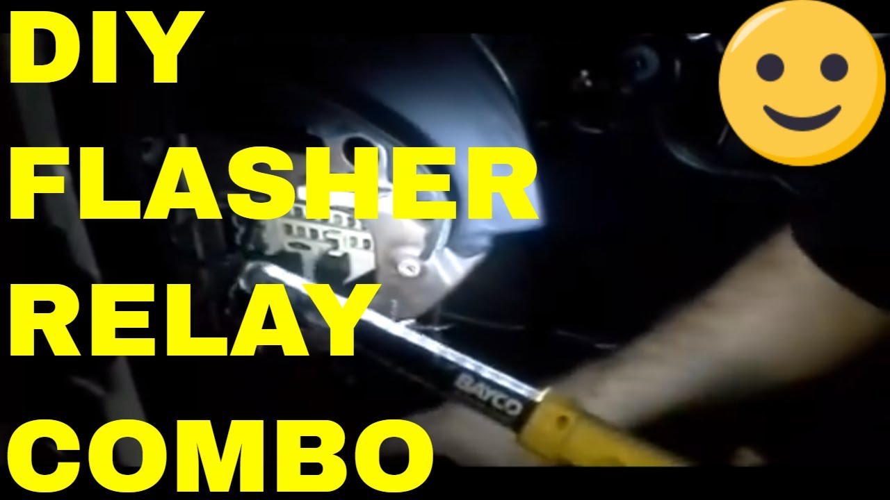 Chrysler 300m Flasher Relay Combo Switch