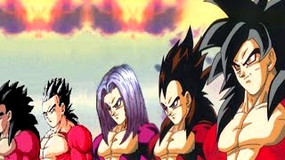 LOS SECRETOS DEL SUPER SAIYAJIN NIVEL 4 (SSJ4) / Play Over