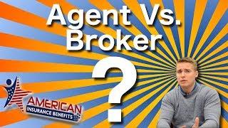 PART 1 Agent Vs. Broker