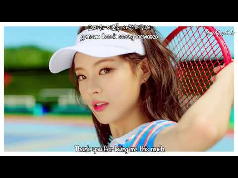 MC Mong ft. Jung Eun Ji - Visual Gangster (널 너무 사랑해서) MV [English subs + Romanization + Hangul] HD