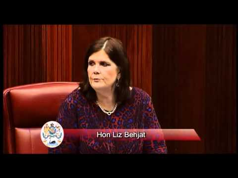 Hon Liz Behjat MLC - The Importance of Science, Technology, Engineering and Mathematics