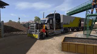 OREGON DLC IS OUT!, SPECIAL TRANSORT DLC & NICE LITTLE DETAILS! (American Truck Simulator)