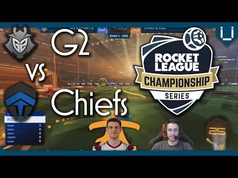 G2 vs Chiefs with Fnatic Snaski | RLCS S4 LAN Upper Round 1 Review