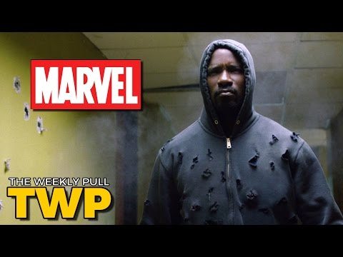 THE FUTURE OF MARVEL TV | TWP Podcast