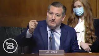 Ted Cruz ERUPTS on Democrats' Latest Push for Gun Control