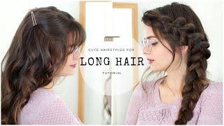 Cute & Easy Hairstyles for Long Hair screenshot 4