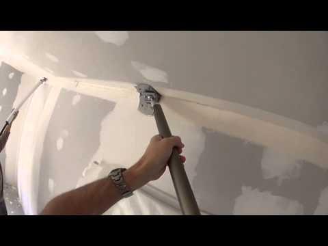 Comment faire un meuble int gr en placo pisode 6 6 funnycat tv - Comment faire les joints de placo ...