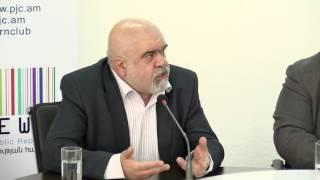 Ալեքսանդր Իսկանդարյան, Արթուր Մարտիրոսյան