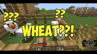 Minecraft Newbie Video 1