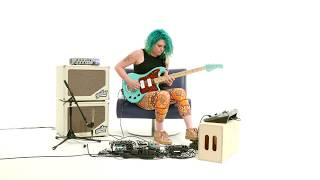 JULIE SLICK - Inner Bass From Outer Space