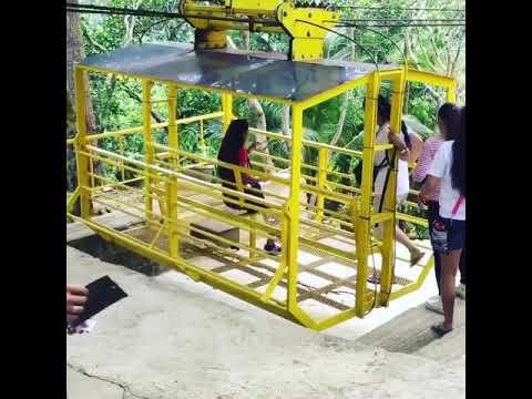 Bohol cable trip