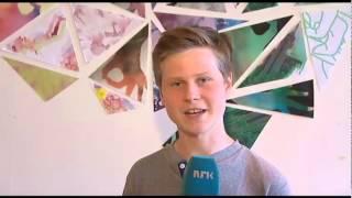 Ungdommens NRK-plakt: Elvebakken vgs i Oslo